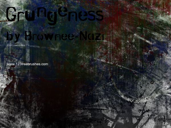 Grunge - Download  Photoshop brush https://www.123freebrushes.com/grunge-386/ , Published in #GrungeSplatter. More Free Grunge & Splatter Brushes, http://www.123freebrushes.com/free-brushes/grunge-splatter/ | #123freebrushes