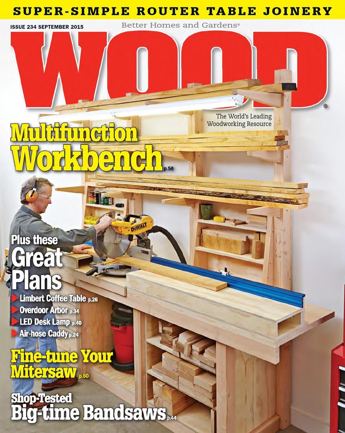 Wood magazine 2015 09 bak by e la de arte issuu woodworking wood magazine 2015 09 bak by e la de arte issuu keyboard keysfo Images