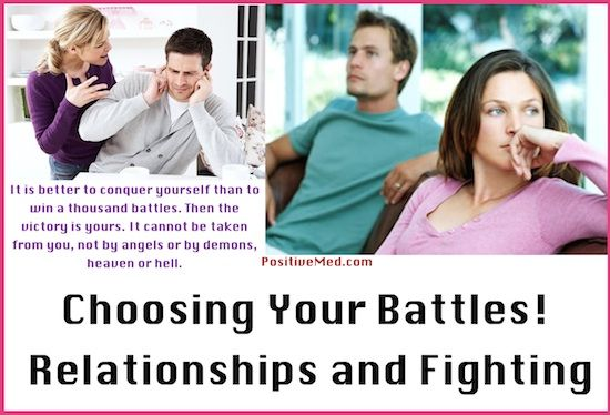 what causes fights in relationships