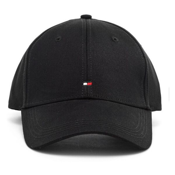 ee36b9b4de8 Tommy Hilfiger Men s Classic Cap - Flag Black ( 31) ❤ liked on Polyvore  featuring