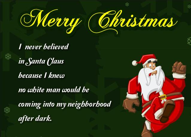 funny christmas card sayings Funny christmas card
