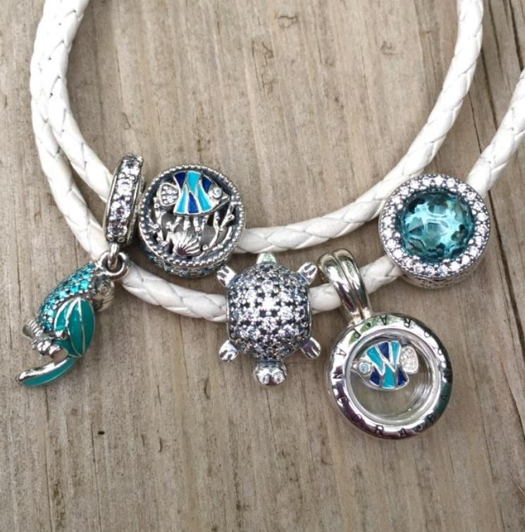 Pandora Jewelry Collection: Pandora Summer 2017 Collection Debuts