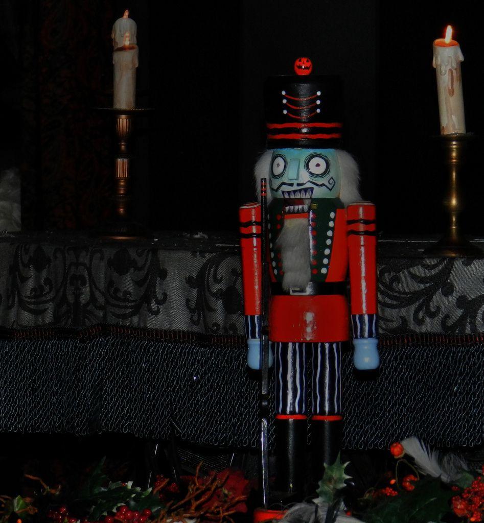 Disney Haunted Mansion Nightmare Before Christmas 2020 Disneyland Haunted Mansion Nightmare Before Christmas Nutcracker