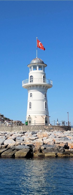Leuchtturm In Alanya Turkei Antalya Antalya Leuchtturm Turkei Urlaub