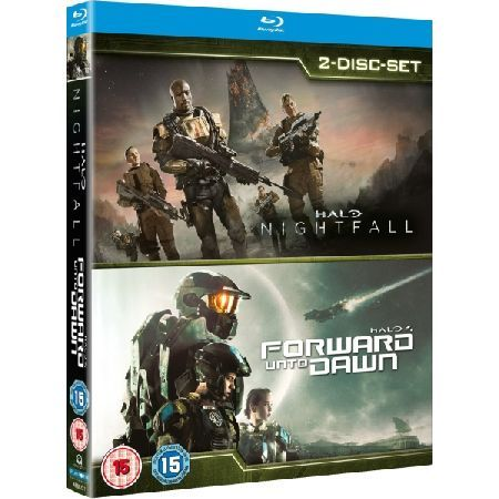 Halo 4 Forward Unto Dawn Halo Nightfall Double Please Note This Is A Region B Blu Ray And Will Require A Region B Or Region Free Blu Ray Pl Movies To Watch Online Halo
