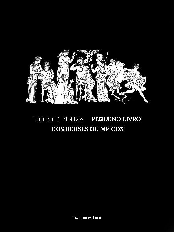 Em Tempo De Olimpiadas Pequeno Livro Dos Deusesolimpicos De