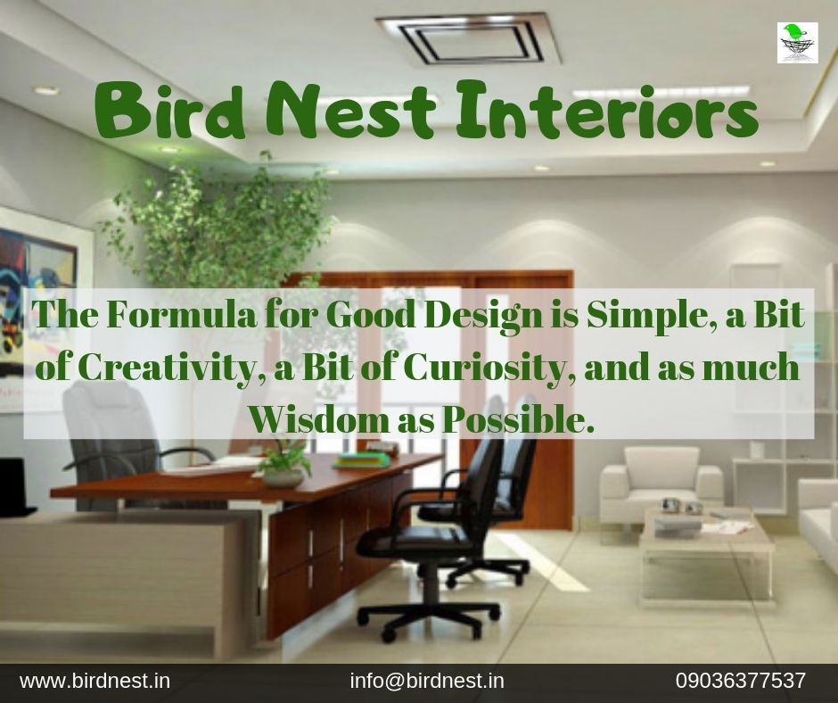Birdnest Understands The Importance Of Appropriate Lighting In Any
