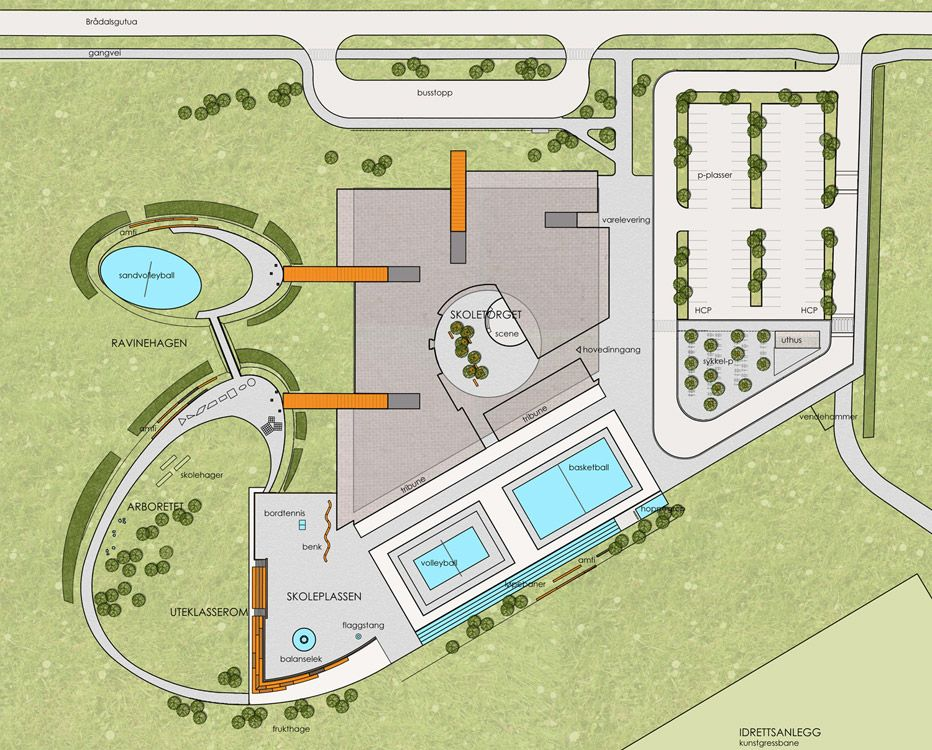 gjerdrum_masterplan « Landscape Architecture Works | Landezine
