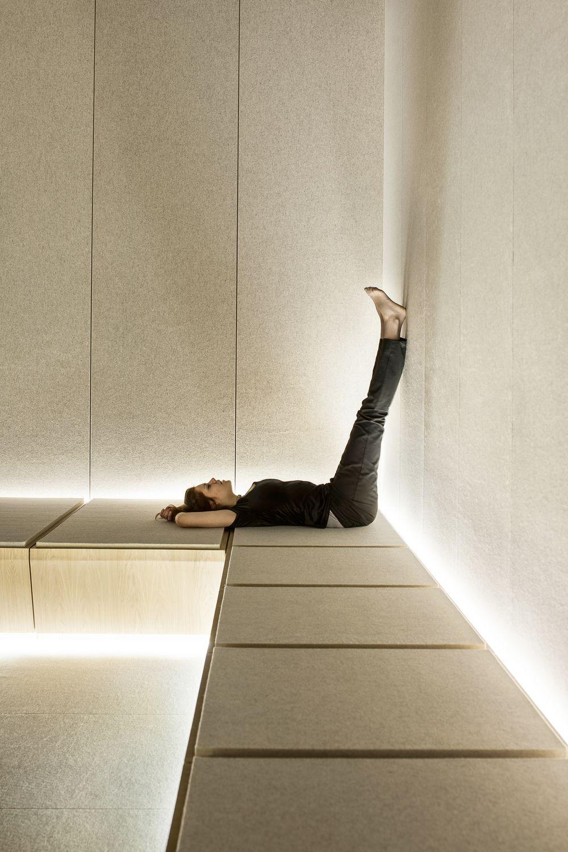 The Quiet Room At Selfridges Selfridges Prayer Room Space Architecture