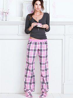 2d9cdc4367dd The Dreamer Henley Pajama - Victoria s Secret.... Love these so comfy Cute
