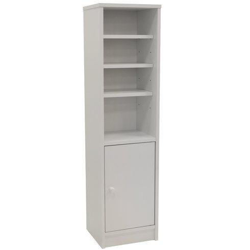 28 5 X 109cm Free Standing Tall Bathroom Cabinet