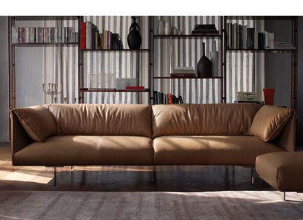 "John John"" sofa by Poltona Frau.. The sofa of my dreams ..."
