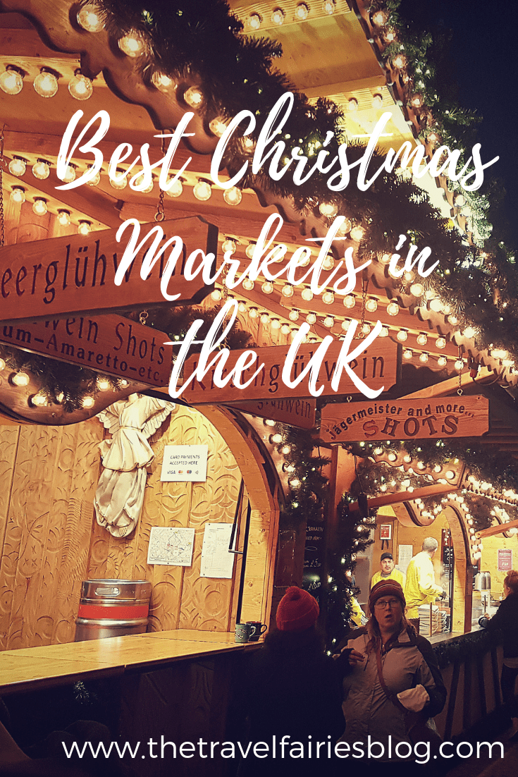 Best Christmas Markets in the UK Christmas market