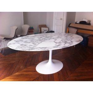 Table ovale Saarinen édition Knoll   Pinterest   Mid century modern ...