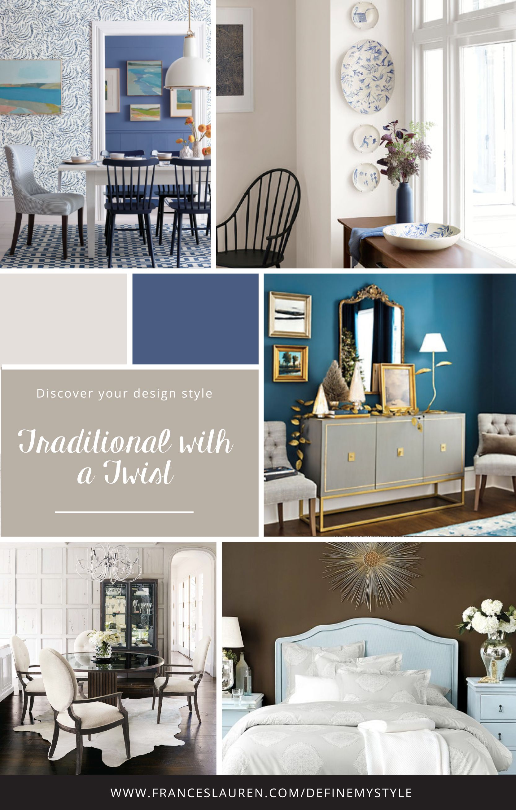 Traditional With A Twist Style Interior Design, Take Our Quiz To Discover  Your Interior Design