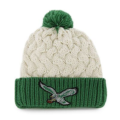Stylish in the winter!  Eagles Women s Matterhorn Throwback Knit Hat.  17.99 fd0cd6da8ef