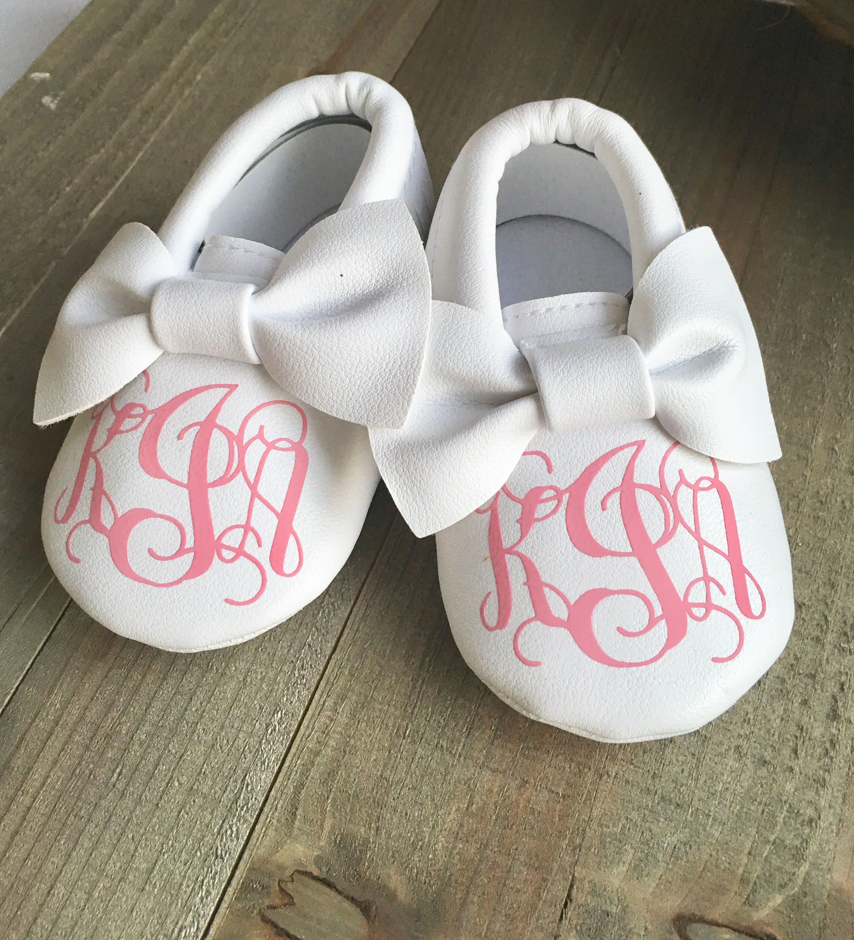 79f6fa8ba2ca Personalized Moccasins - Baby Moccasins - Monogram Shoes - Initials on Shoes  - Design Shoes - Custom Baby Shoes - Personalized Baby Moccasin by ...