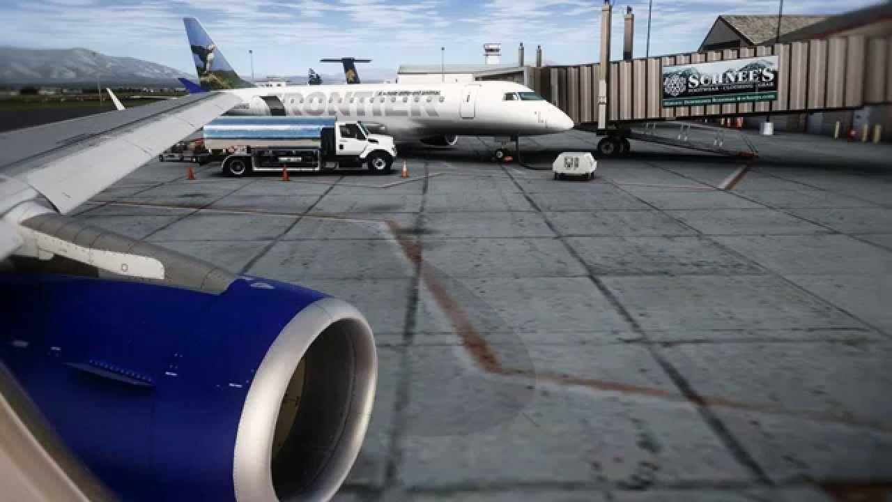 Flight Simulator X STEAM EDITION 2014 / 2015 [HD] | Flight