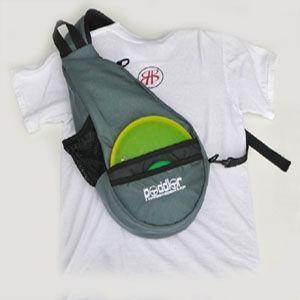 The Peddler A Messenger Style Sling Bag For Disc Golf