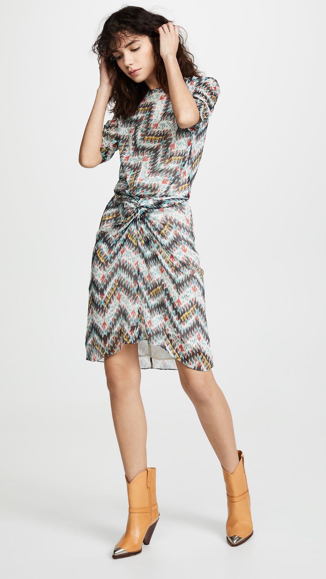 43e904c1f8e499 Isabel Marant Etoile Barden Dress