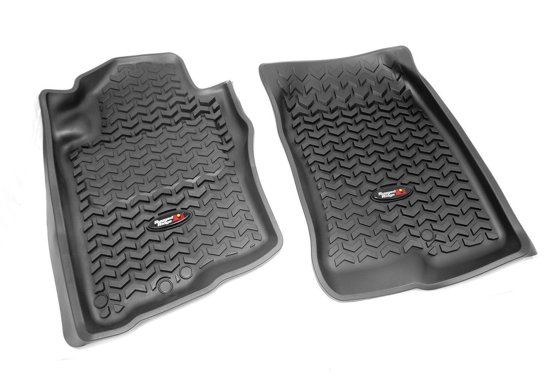 Floor mats xterra - Buy Floor Liners Front Black 05 12 Nissan Pathfinder 05 15 Xterra At Get4x4parts Com For Only 97 30