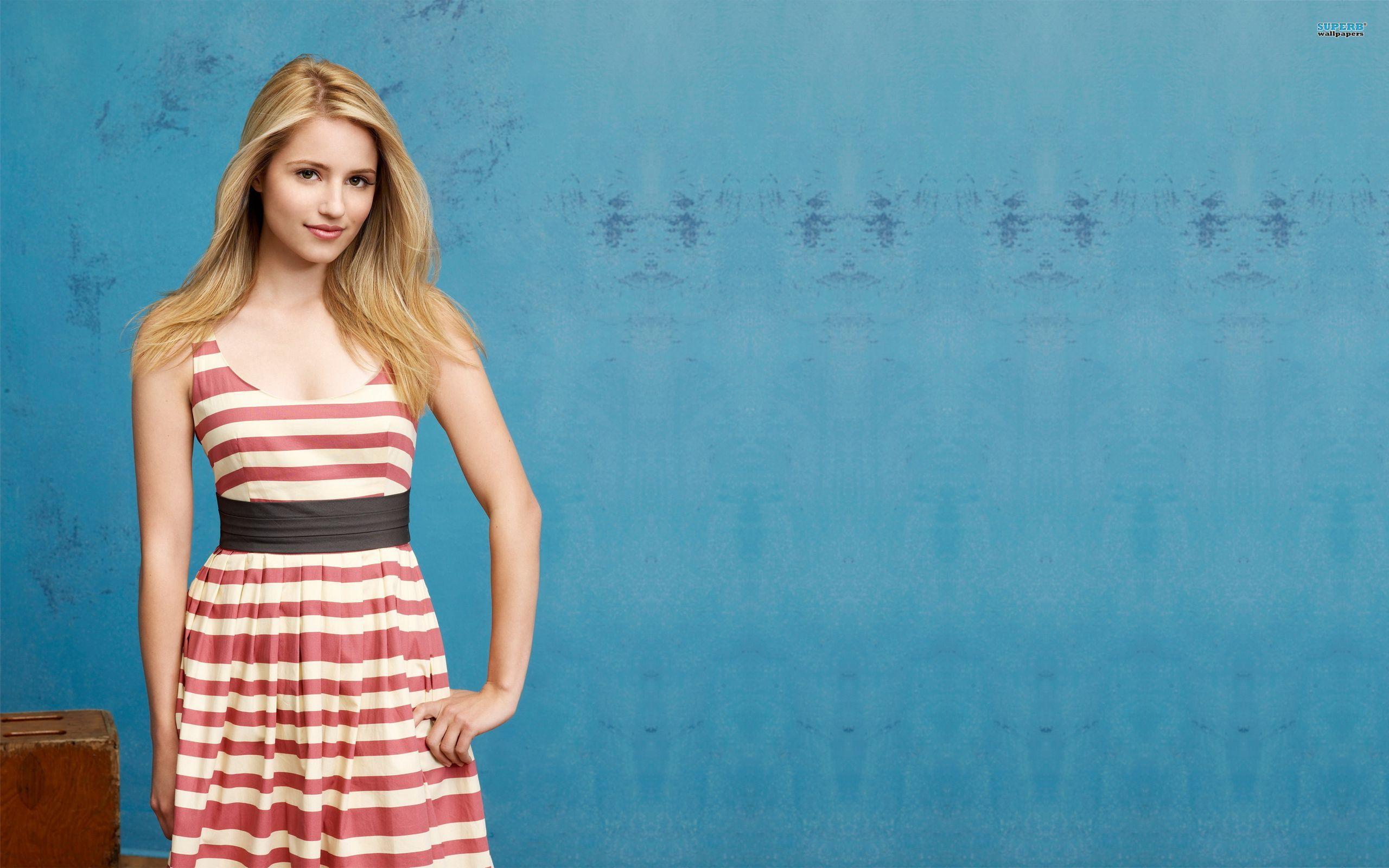 Glee Dianna Agron Wallpaper DRAGONater wallpapers