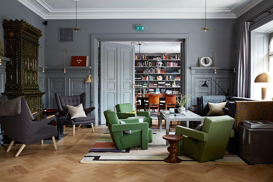 Ilse crawford house & garden 100 leading interior designers