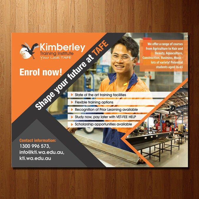 Creative Education Newspaper Ad By KZ  Design