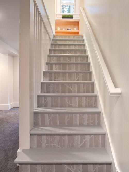 Basement Stair Designs Basement Stair Idea Home Design Ideas Custom Basement Stair Designs