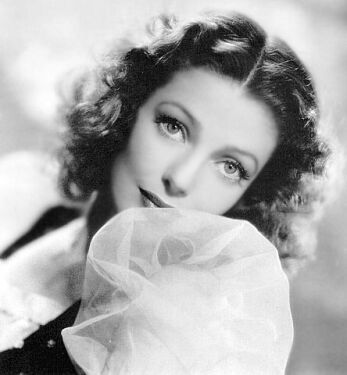 loretta young silks meaning
