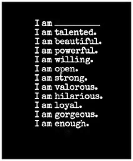 I Am Worth It And All Of The Above Nickia Baker My Quotes