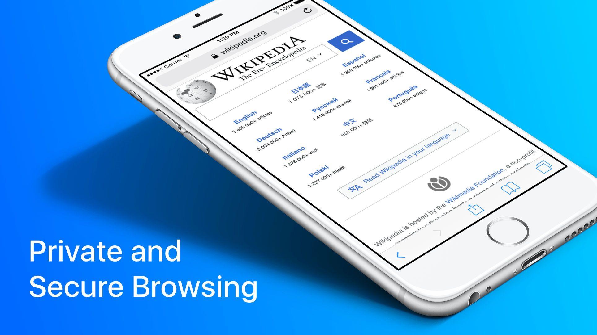 VPN 24 Hotspot VPN for iPhone ProductivityGmbHios