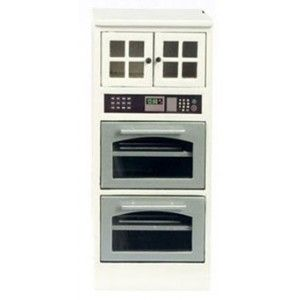 DOUBLE OVEN - great for a restaurant or modern kitchen scene