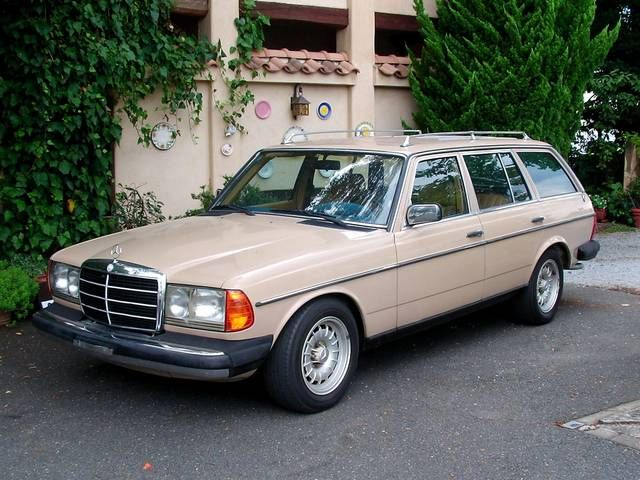M 300td w123 300td 300tdt car life for Mercedes benz e500 station wagon