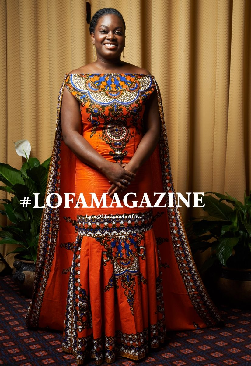 Lofa Magazine S Best Dressed List At All Things Ankara Ball 2015 10 Lofa Magazine 39 S Best