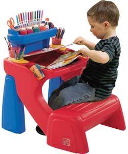 Buy Step2 Write Desk At Argos Co Uk Your Online Shop For