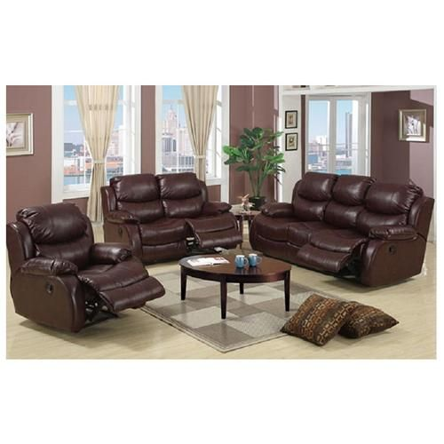 Brown Leather Couch Loveseat And Chair Set Google Search Sofa Loveseat Set Contemporary Leather Sofa 3 Piece Living Room Set