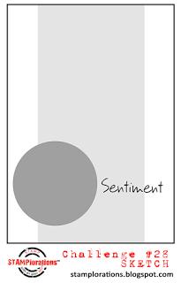 STAMPlorations™ Blog: Bi-Weekly Sketch Challenge #28