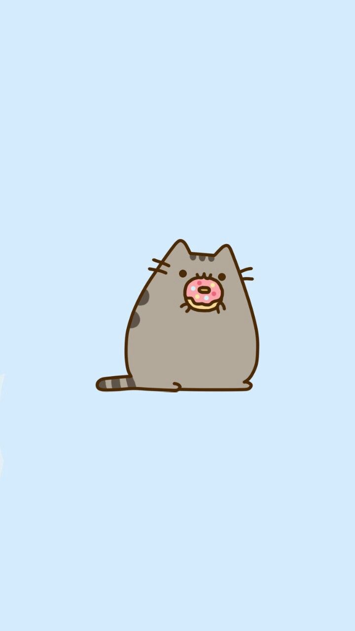 Pin by Kayla Mak on Wallpaper Pusheen cat, Cat wallpaper