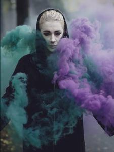 Halloween Smoke Bombs [4 Pack] | Halloween Smoke Bombs | Smoke bomb