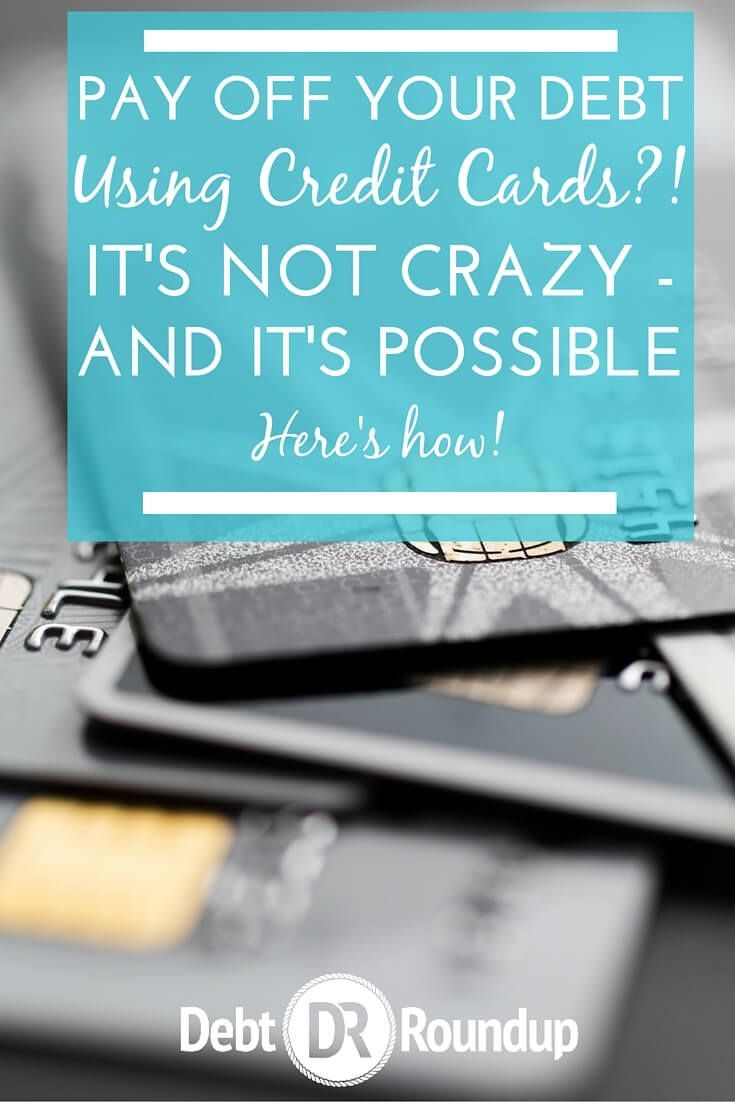 Pay off credit card debt without consolidating