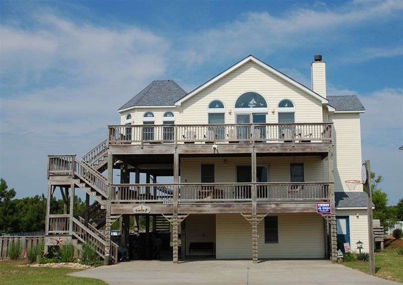 Twiddy Outer Banks Vacation Home Lazy J Corolla Oceanside 6 Bedrooms Can T Wait For September Outer Banks Vacation Vacation Home Home
