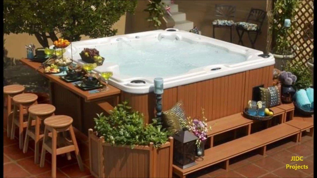 Yacuzzi O Jacuzzi.Outdoor Jacuzzi Design Deco Deco Y Remodelar Casa