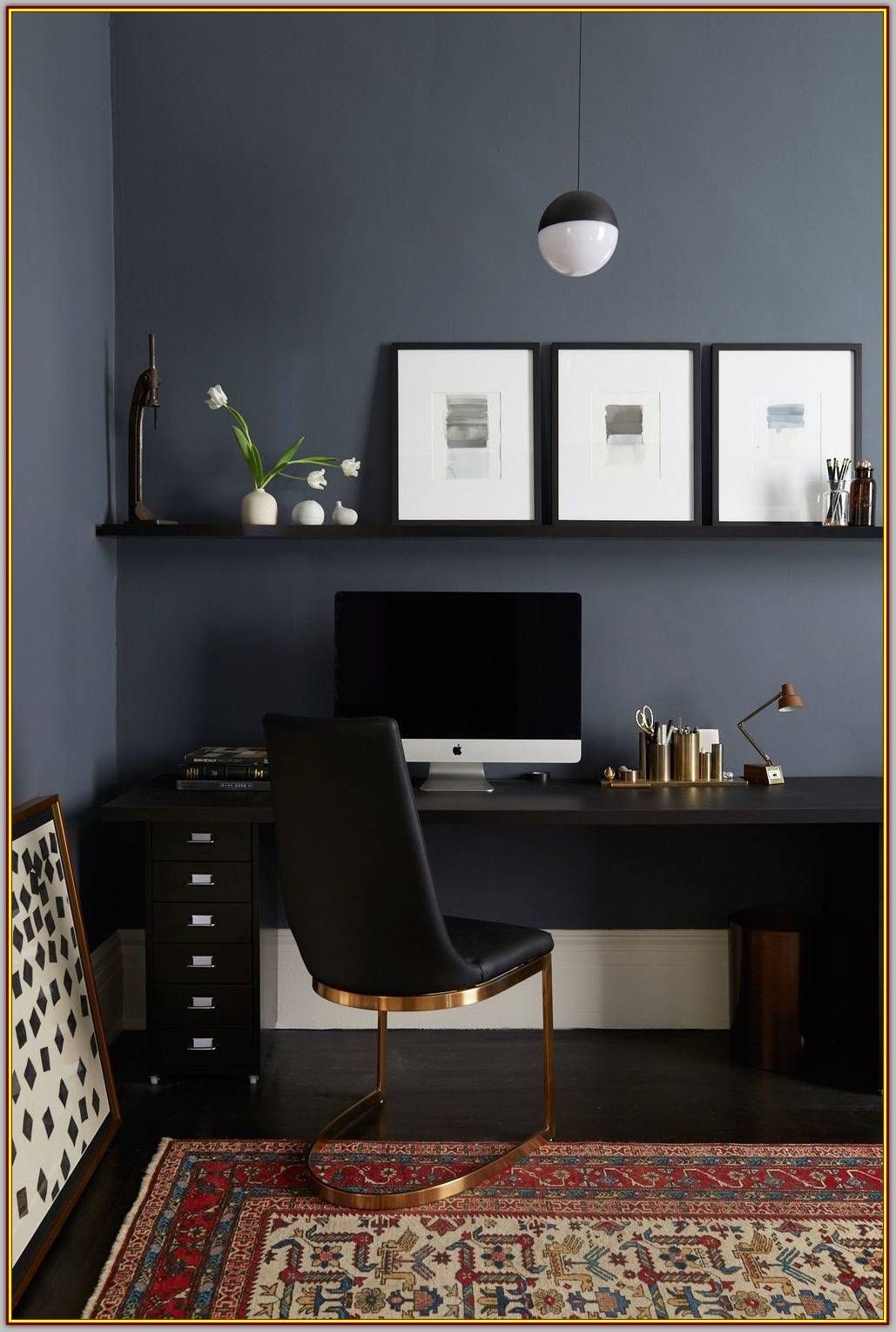 Most Popular Modern Home Office Design Ideas For ...