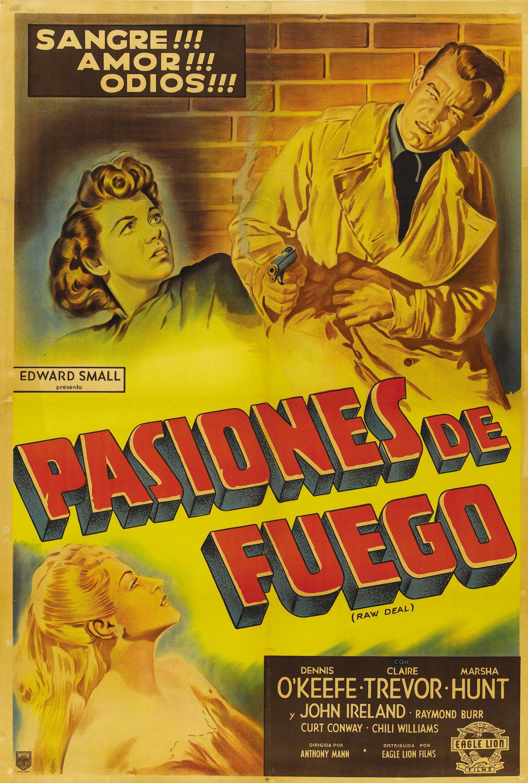 PASIONES DE FUEGO - 1948