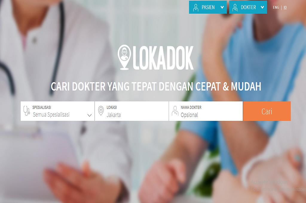 Temukan Dokter Pilihan Anda Melalui Lokadok Dunia Fintech Dokter Dunia Cari