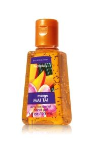 Amazon Com Mango Paradise 1 Fl Oz Pocketbac Anti Bacterial Hand