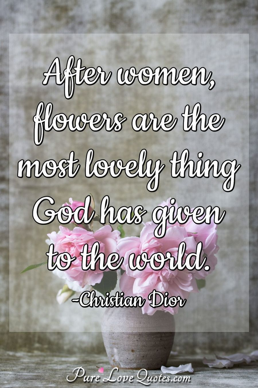 Christian Dior Quote