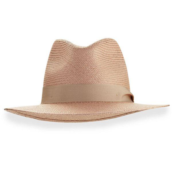 Rag Bone Panama Straw Fedora Hat Straw Fedora Straw Fedora Hat Fedora