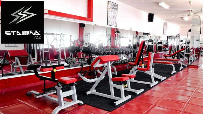 1-Month Gym Membership with Access to Fitness Classes at Stamina Gym (starting from $29 instead of $60)